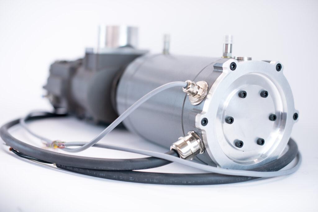 OA075 Fuel cell compressor