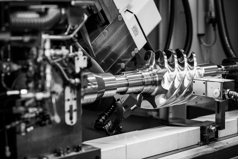 Rotor manufacturing