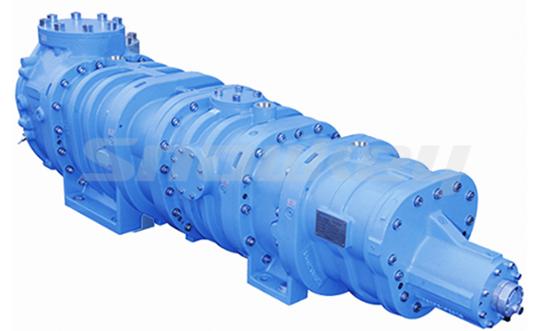 SRM 2016 2-stage refrigeration compressor